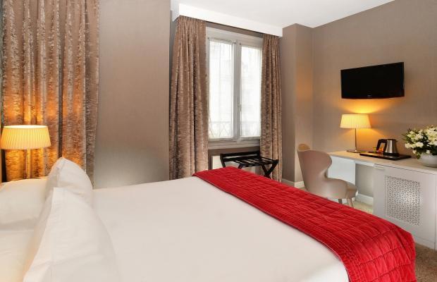 фотографии отеля Emeraude Hotel Plaza Etoile изображение №7