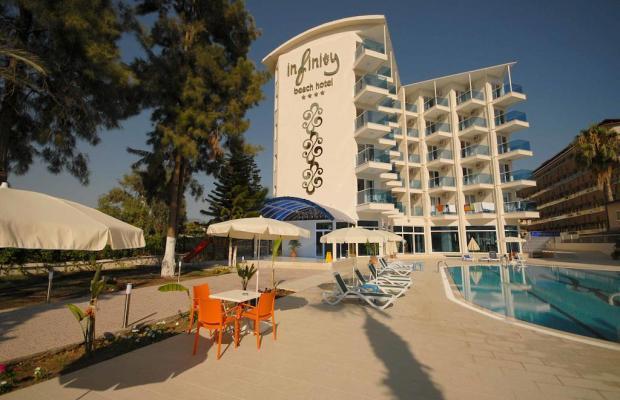 фотографии отеля Infinity Beach Hotel изображение №11