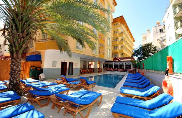 фото отеля Kleopatra Gungor Hotel изображение №1