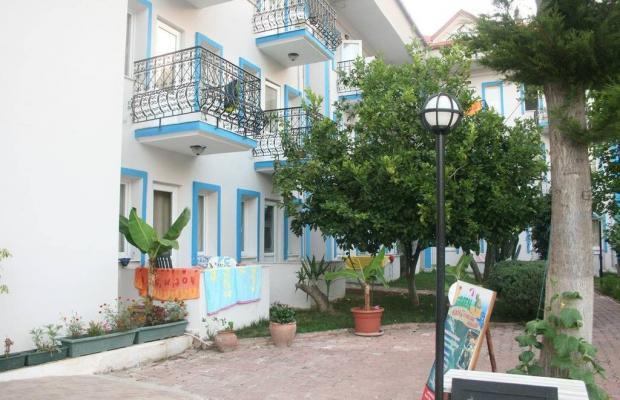 фотографии отеля Akdeniz Beach Hotel изображение №23