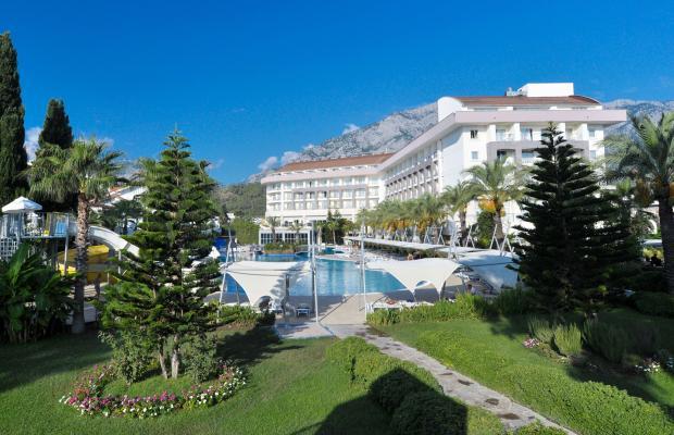 фотографии отеля Double Tree By Hilton Kemer (ex. Sauce Hotel Kemer; The Maxim Resort) изображение №55