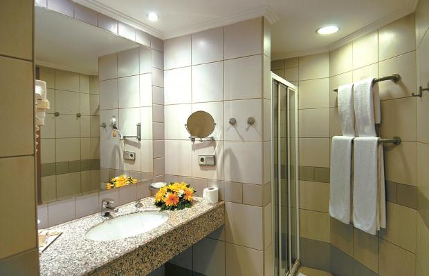 фотографии отеля Club Mega Saray изображение №27