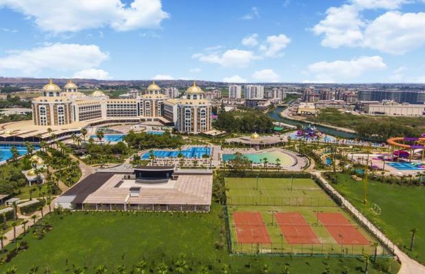 фото отеля Delphin BE Grand Resort (ex. Botanik Exclusive Resort Lara, Rixos Lares) изображение №1