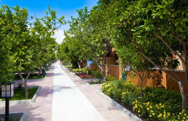 фотографии отеля Ozlem Garden Hotel изображение №7