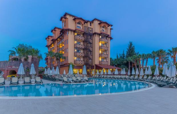 фотографии отеля Hotel Villa Side изображение №23