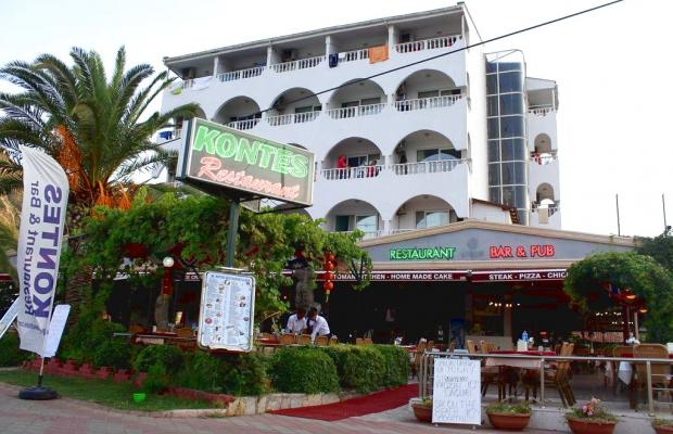 фото отеля Kontes Beach Hotel изображение №9