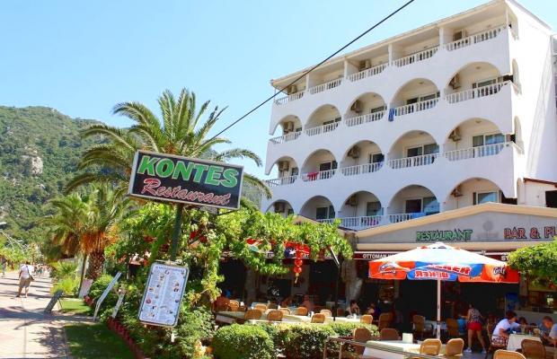 фотографии отеля Kontes Beach Hotel изображение №7
