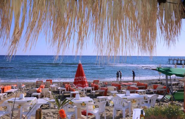 фотографии отеля Emir Fosse Beach изображение №3