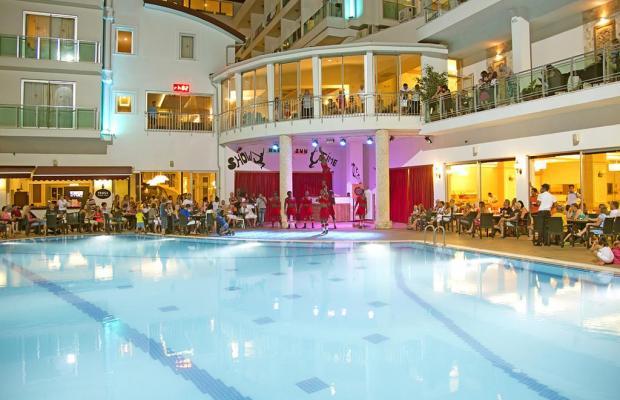 фотографии отеля Merve Sun Hotel Spa изображение №11