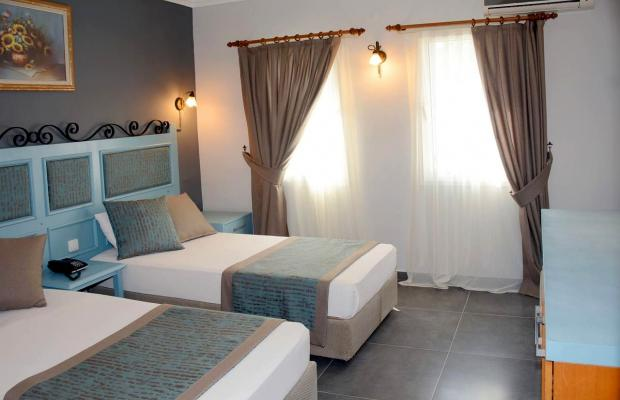 фотографии отеля Atrium Hotel Bodrum (ex. Bonita Oner) изображение №3