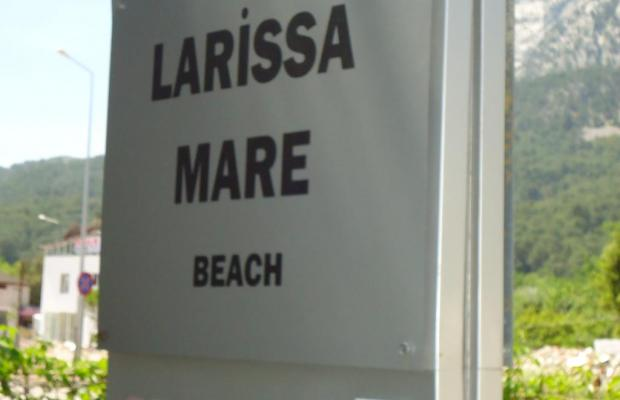 фото отеля Larissa Hotel Mare Beach изображение №5