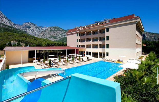 фото Castle Park Hotel (ex. Larissa Park; Club Hotel Maximas Beach) изображение №2