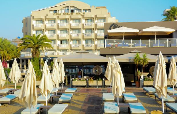 фотографии отеля Orka Nergis Beach (ex. Noa Hotels Club Nergis Beach) изображение №11