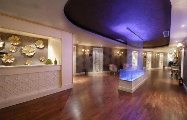 фотографии отеля The Bodrum by Paramount Hotels & Resorts (ex. Jumeirah Bodrum Palace; Golden Savoy) изображение №31