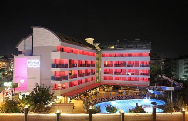 фотографии Blue Wave Suite Hotel изображение №4