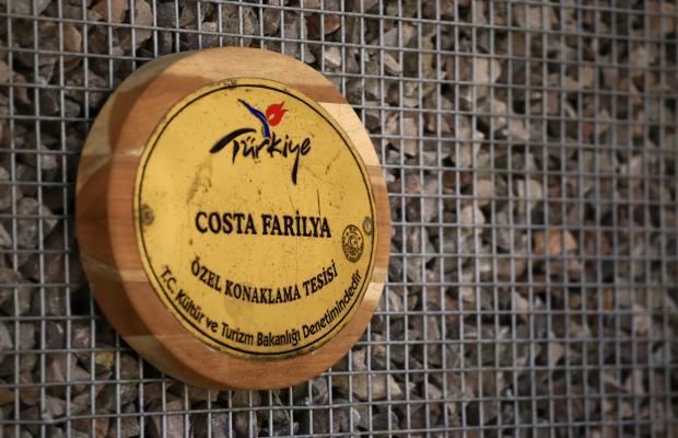 фото Costa Farilya Special Class Hotel Bodrum изображение №14