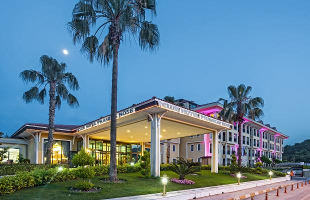 фото отеля Club Hotel Phaselis Rose (ex. Phaselis Rose Hotel) изображение №21