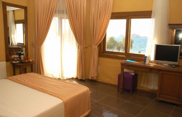 фото отеля Yelken Mandalinci Spa & Wellness Hotel (ex. Club Mandalinci Beach) изображение №21