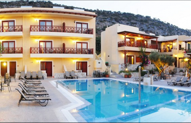 фото отеля Cactus Village Hotel & Bungalows (ex. Sunny Beach) изображение №1