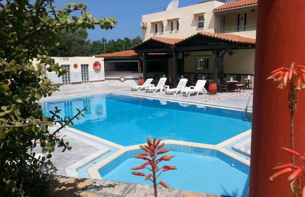 фотографии отеля Galatia Apartments изображение №11