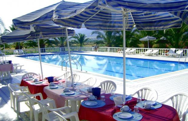 фотографии отеля Mariliza Beach Bungalows изображение №15