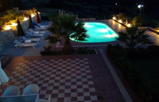 фотографии отеля Tholos Bay Suites изображение №35