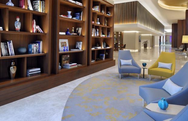 фотографии Istanbul Marriott Hotel Sisli изображение №28