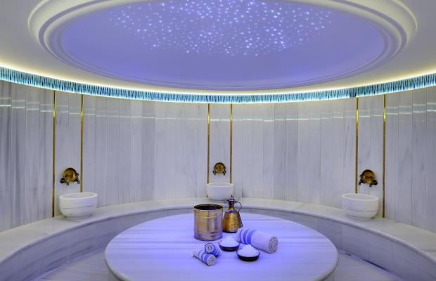 фото отеля Istanbul Marriott Hotel Sisli изображение №21