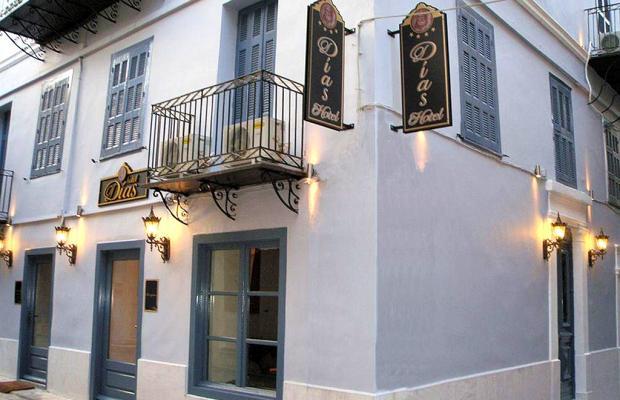 фото отеля Dias Boutique Hotel изображение №1