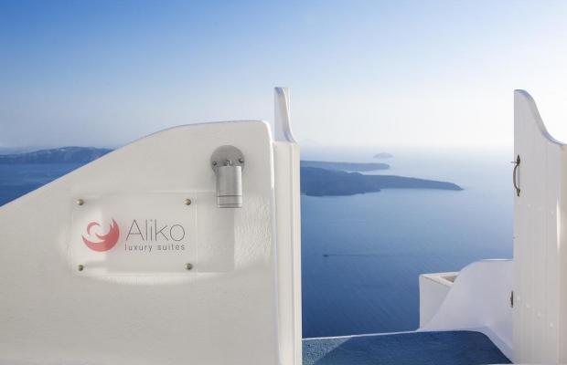 фотографии отеля Aliko Luxury Suites изображение №3