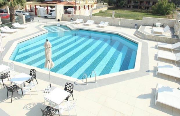 фотографии отеля Aristotelis Hotel изображение №15