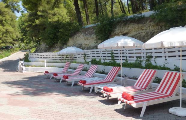 фотографии отеля Hotel Dryades изображение №3
