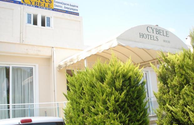 фотографии отеля Cybele Guest Accommodation изображение №19