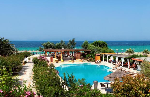 фотографии отеля Antigoni Beach Resort изображение №3