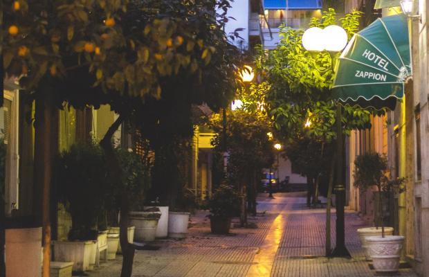 фото отеля Zappion Hotel изображение №25