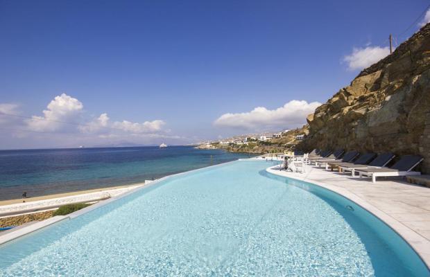 фото отеля Mykonos Beach Hotel (ex. Apartments By The Beach In Mykonos) изображение №1