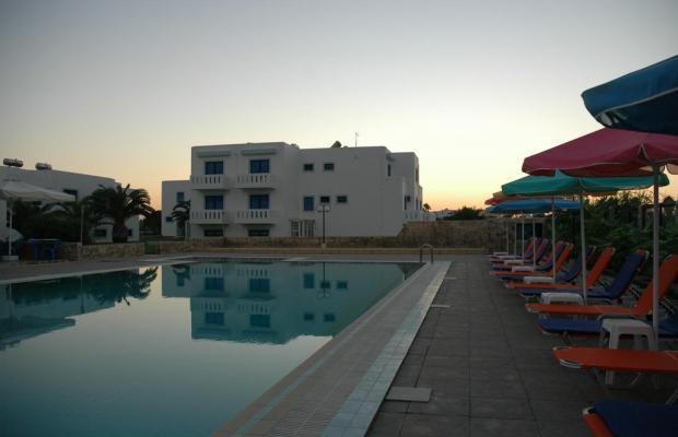 фотографии отеля Bouradanis Village Hotel изображение №7