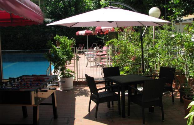 фотографии отеля Fabius изображение №23