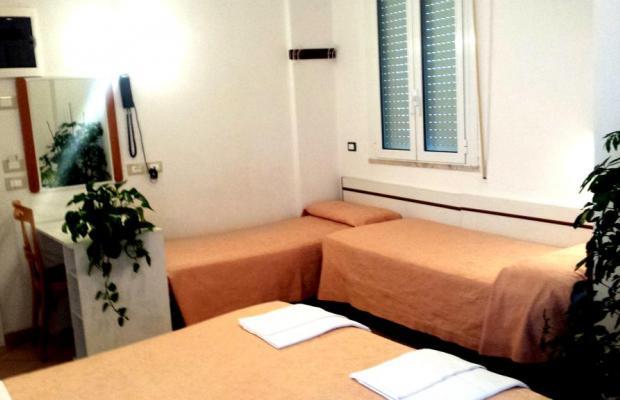 фотографии Hotel Galles Rimini изображение №12
