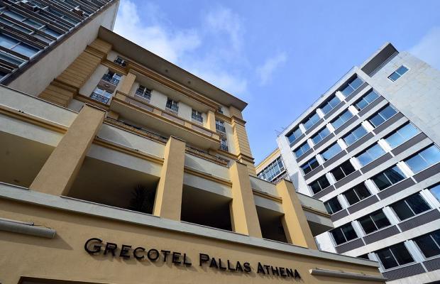 фотографии отеля Grecotel Pallas Athena изображение №3