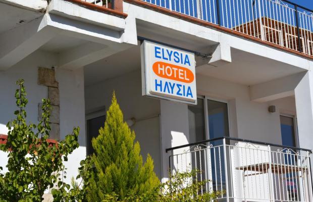 фотографии отеля Elyssia Hotel изображение №19
