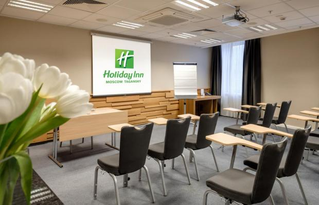 фотографии отеля Holiday Inn Moscow Tagansky (ex. Holiday Inn Simonovsky) изображение №7