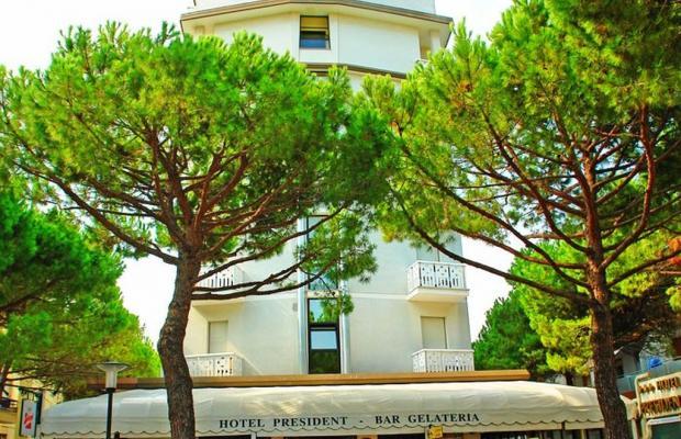 фотографии отеля Hotel President изображение №15