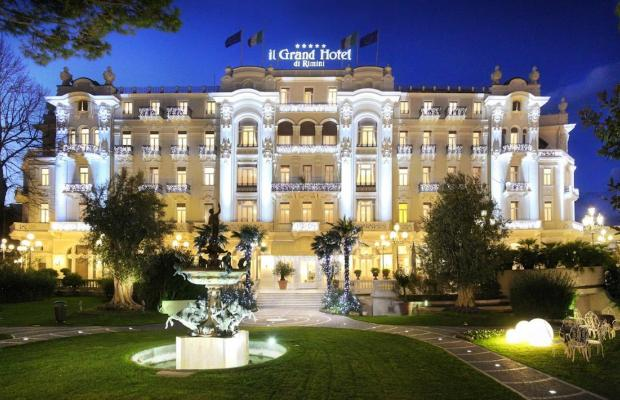 фотографии отеля Grand Hotel Rimini изображение №7