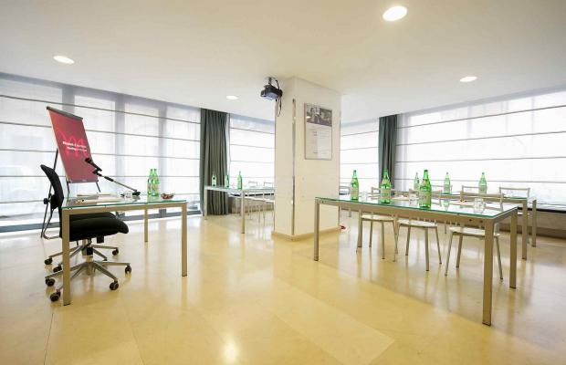 фото отеля Mercure Palermo Centro изображение №9