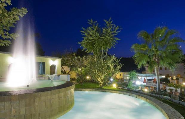 фотографии отеля Albergo Villa Hibiscus изображение №7