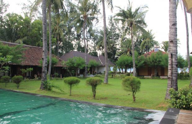 фотографии отеля Villa Karang Hotel & Restaurant изображение №3