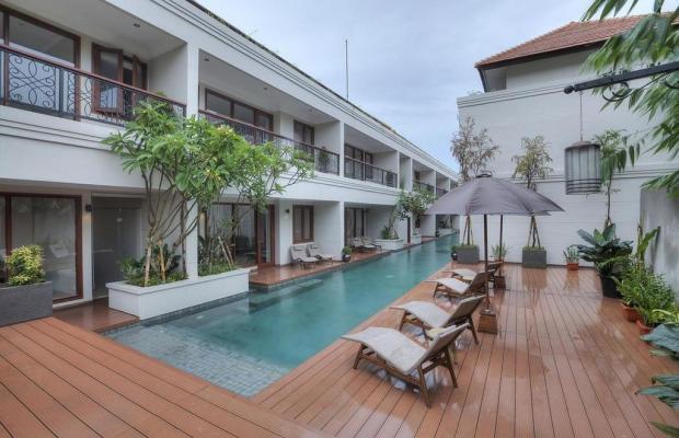 фото отеля Seminyak Lagoon All Suites Hotel изображение №25