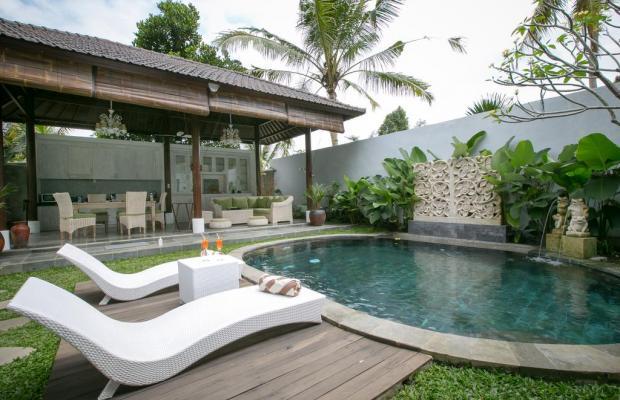 фото отеля Ubud Raya Resort изображение №1