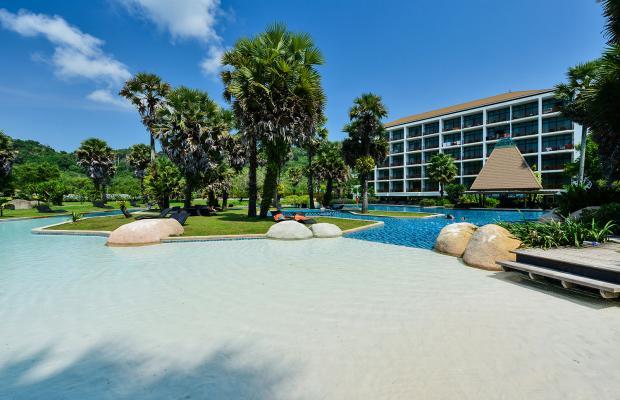 фотографии отеля Naithonburi Beach Resort изображение №15
